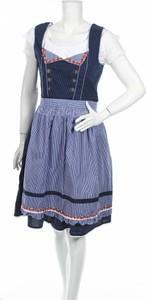 Niebieska sukienka Kojooin mini
