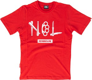 T-shirt New Bad Line