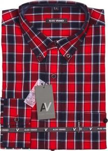 Koszula Aldo Vrandi z długim rękawem z bawełny w stylu casual