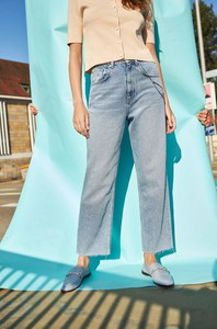 Jeansy ORSAY w street stylu