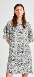 Sukienka Selected Femme z długim rękawem
