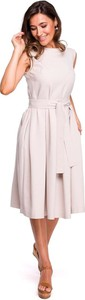 Różowa sukienka Merg