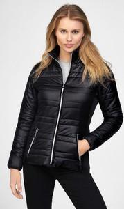 Czarna kurtka ORSAY z tkaniny w stylu casual