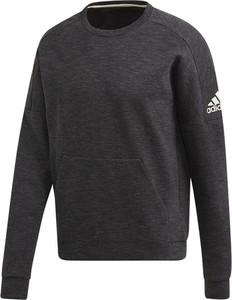 Bluza Adidas krótka z tkaniny
