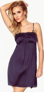Granatowa piżama De Lafense