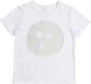 Bluzka dziecięca Stella McCartney z bawełny z krótkim rękawem