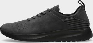Buty sportowe 4F z zamszu sznurowane