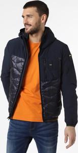 Czarna kurtka Blauer Usa krótka w stylu casual