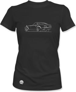 T-shirt sklep.klasykami.pl z krótkim rękawem z okrągłym dekoltem w młodzieżowym stylu
