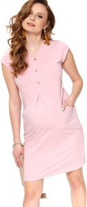 Tunika Pinel z dresówki w stylu casual