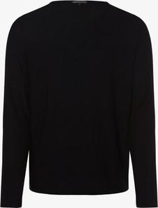 Granatowy sweter Drykorn