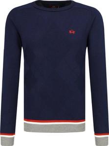Sweter La Martina w stylu casual