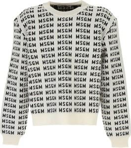 Sweter MSGM z bawełny