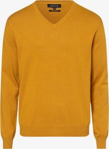Żółty sweter Andrew James