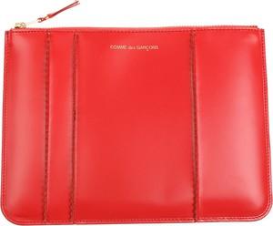 Czerwony portfel Comme Des Garçons