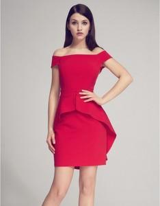 Sukienka Kasia Zapała mini baskinka