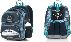49f85b2dc1b4a plecaki szkolne ze stelażem - stylowo i modnie z Allani