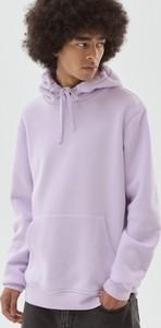 Fioletowa bluza Cropp