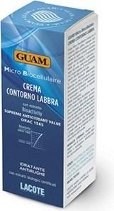 Guam - Lacote Micro biocellulaire contorno labbra antirughe idratante - Krem odmładzający kontur ust - op. 15ml