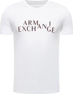 T-shirt Armani Exchange z krótkim rękawem
