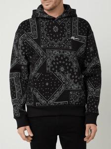 Bluza Review z bawełny w młodzieżowym stylu