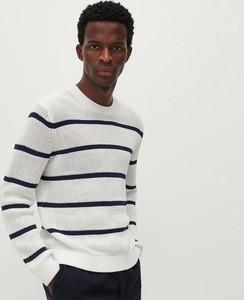 Sweter Reserved z okrągłym dekoltem