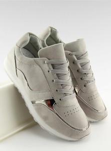 Buty sportowe Inello w sportowym stylu z płaską podeszwą