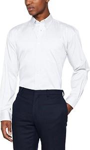 Koszula amazon.de z kołnierzykiem button down z długim rękawem