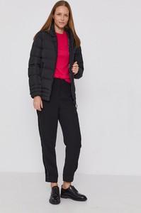 Czarna kurtka Geox w stylu casual krótka