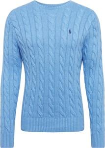 Sweter POLO RALPH LAUREN z tkaniny