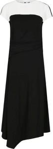 Sukienka Liu-Jo z krótkim rękawem midi