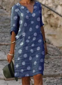 Sukienka Cikelly prosta mini