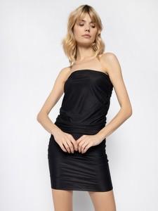 Sukienka Pinko mini gorsetowa bez rękawów