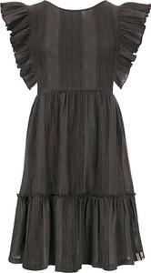 Sukienka dziewczęca Looxs Little z bawełny