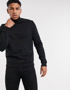 Czarna bluza Asos w stylu casual