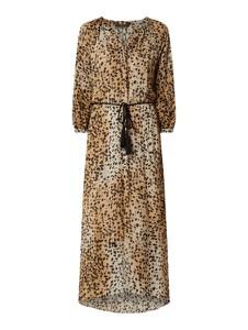 Sukienka Set z długim rękawem prosta