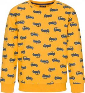 Żółta bluza dziecięca Endo