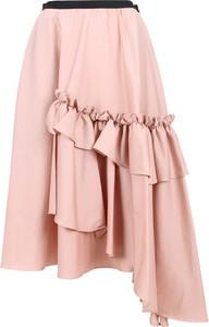 Różowa spódnica Antonio Marras