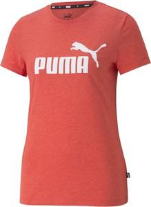 Bluzka Puma z krótkim rękawem