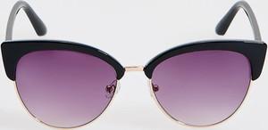 Fioletowe okulary damskie Mohito