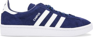Trampki Adidas sznurowane w street stylu niskie