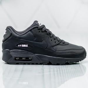 70f3418bbbc46e Czarne buty damskie na platformie Nike, kolekcja lato 2019