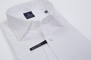 Koszula Lanieri z tkaniny z klasycznym kołnierzykiem