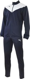 Niebieski dres dziecięcy Puma