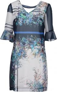 Sukienka VISSAVI z długim rękawem