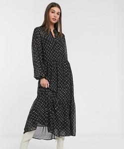 Sukienka Vero Moda Tall z dekoltem w kształcie litery v
