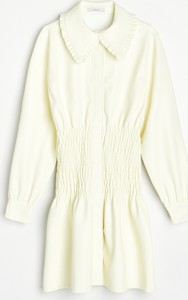 Sukienka Reserved mini koszulowa w stylu casual