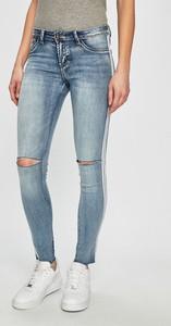 Niebieskie jeansy Haily's z bawełny