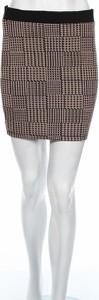 Brązowa spódnica Vero Moda mini