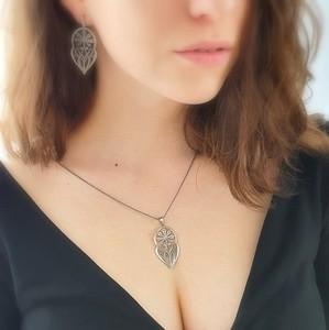 Venus Galeria Wisiorek srebrny - Etno Design